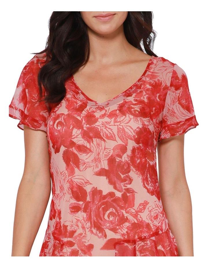 Vintage Rose Dress image 4