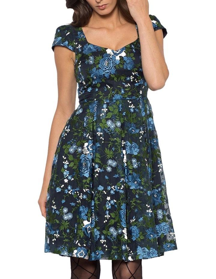 Dainty Rosette Dress image 1