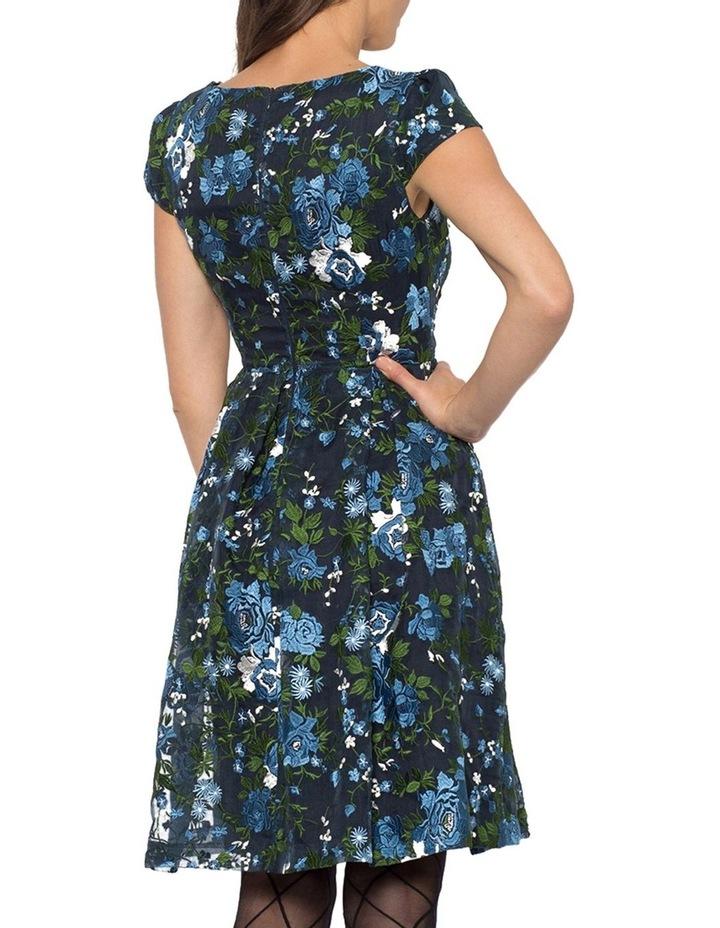 Dainty Rosette Dress image 2
