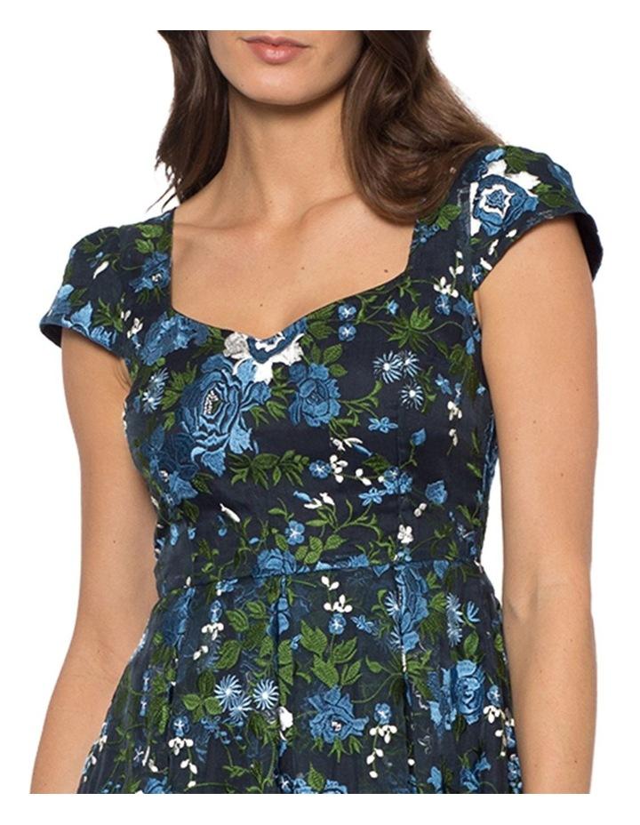 Dainty Rosette Dress image 4