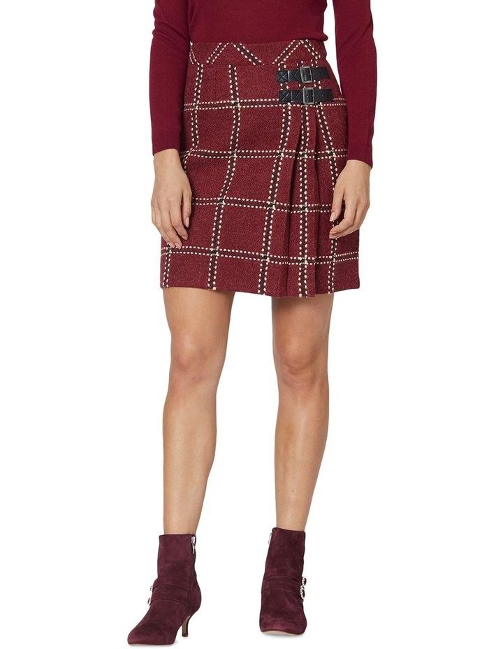 Check Yourself Skirt image 1