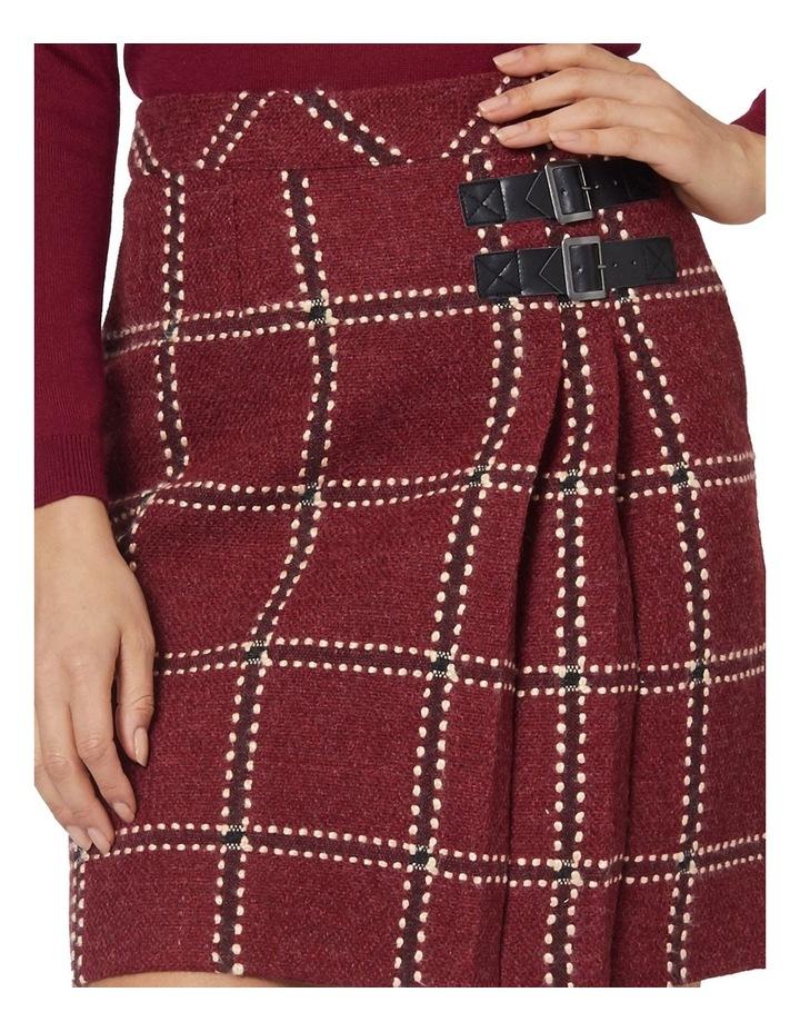 Check Yourself Skirt image 4