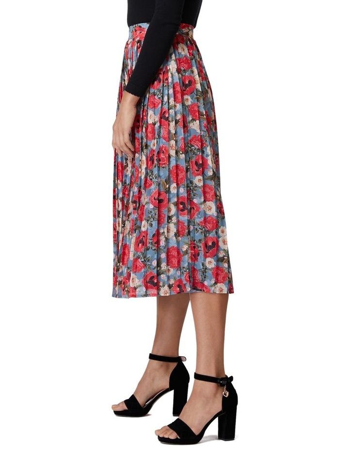 Dancing Poppies Skirt image 1