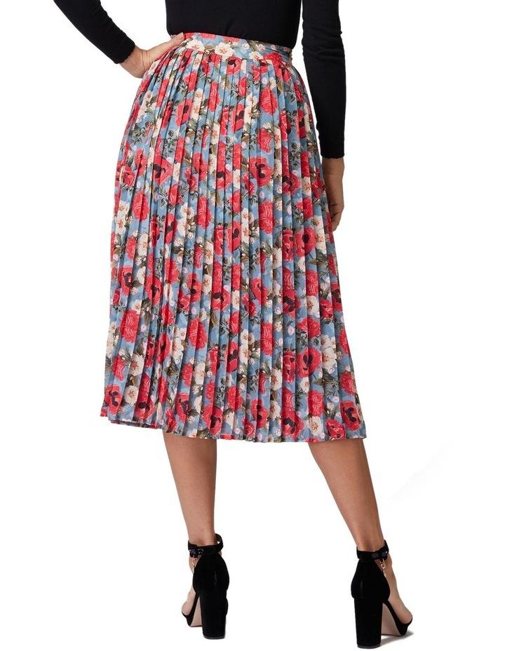 Dancing Poppies Skirt image 2