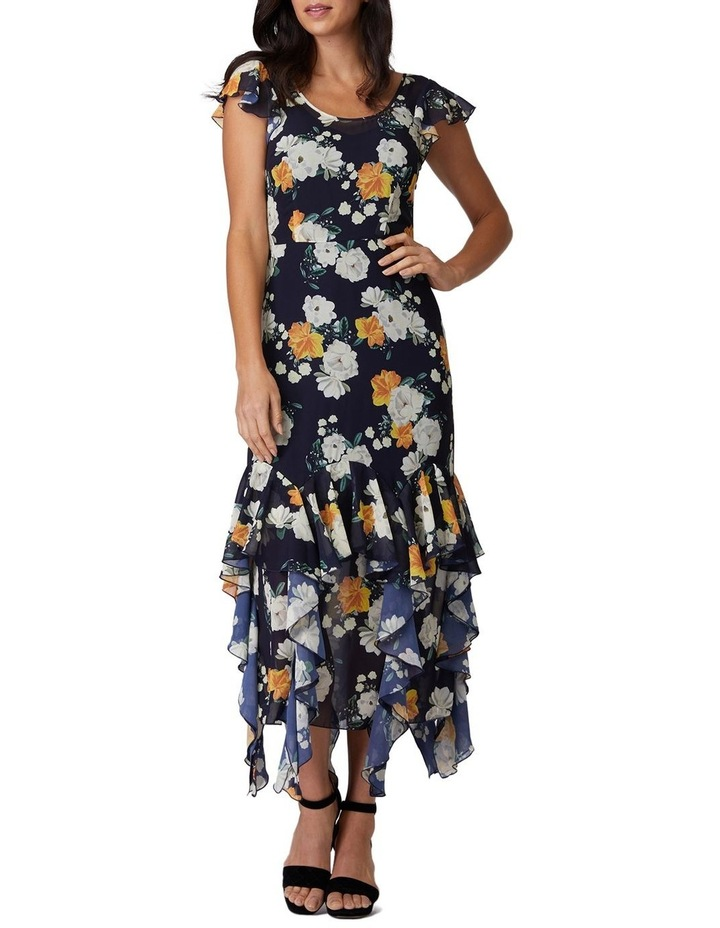 Pure Gardenia Maxi Dress image 5