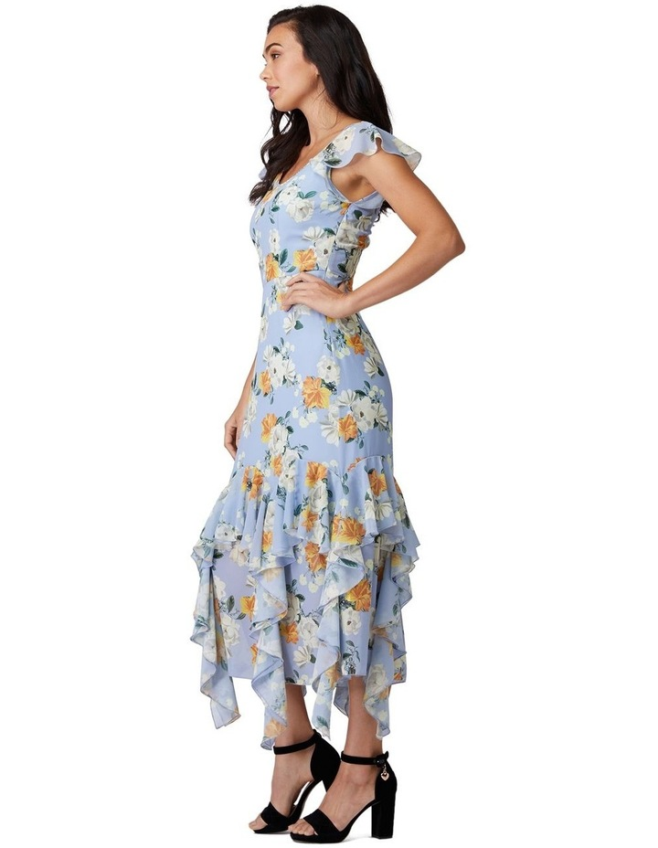 Pure Gardenia Maxi Dress image 2