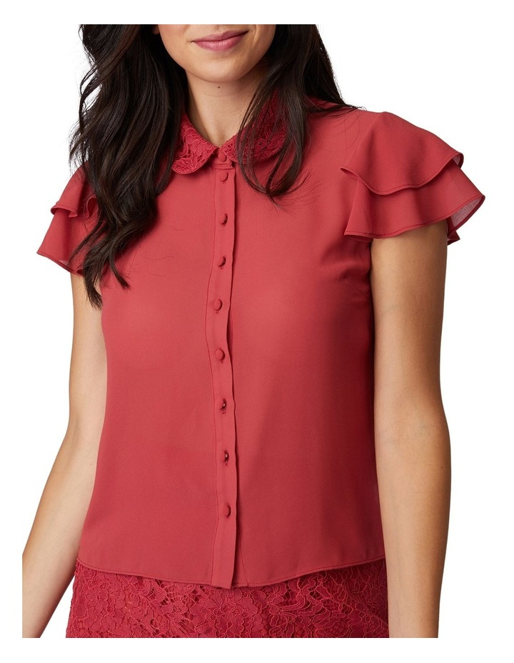 Heart On Fire Blouse image 4
