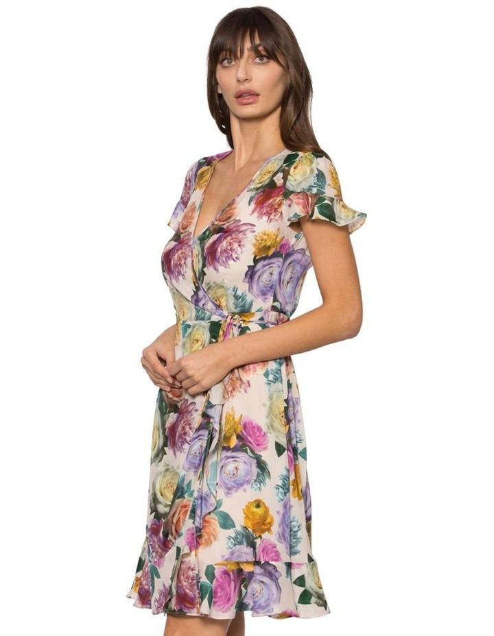 Love My Way Wrap Dress image 2