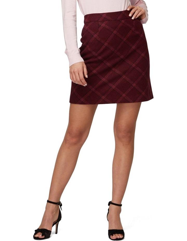 Check Mate Skirt image 1