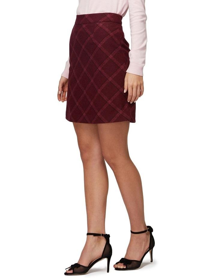 Check Mate Skirt image 2