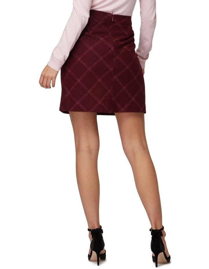 Check Mate Skirt image 3
