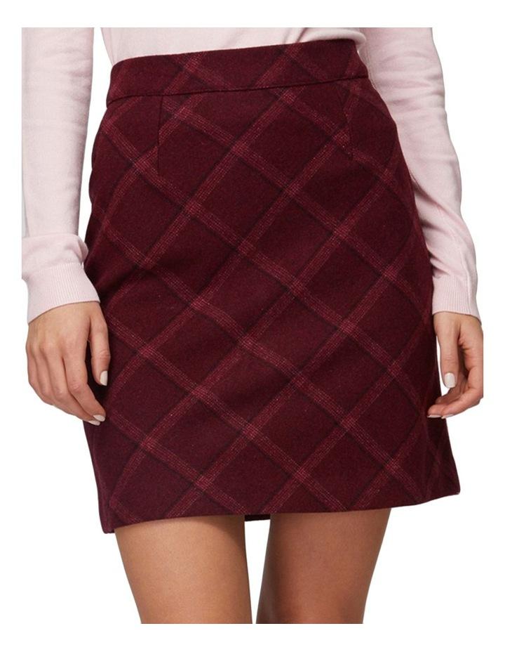 Check Mate Skirt image 4