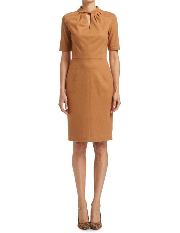 Karlie Keyhole Dress image 1