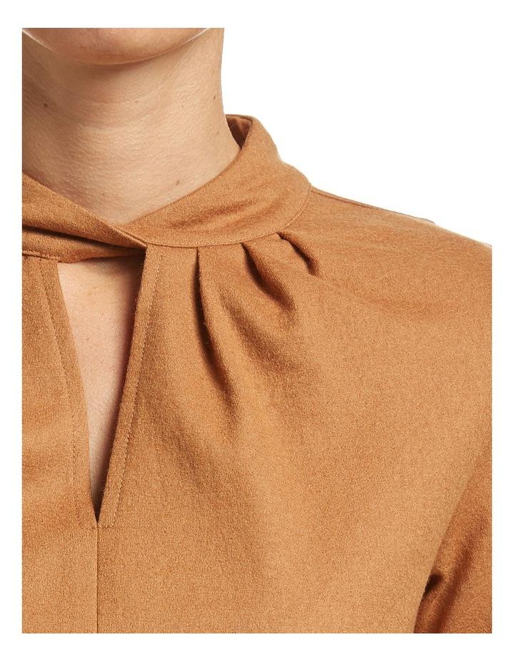 Karlie Keyhole Dress image 4