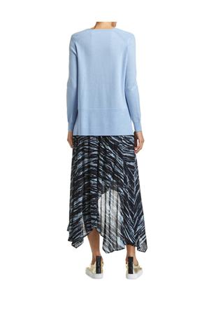 SABA - Claudia Split Hem Knit