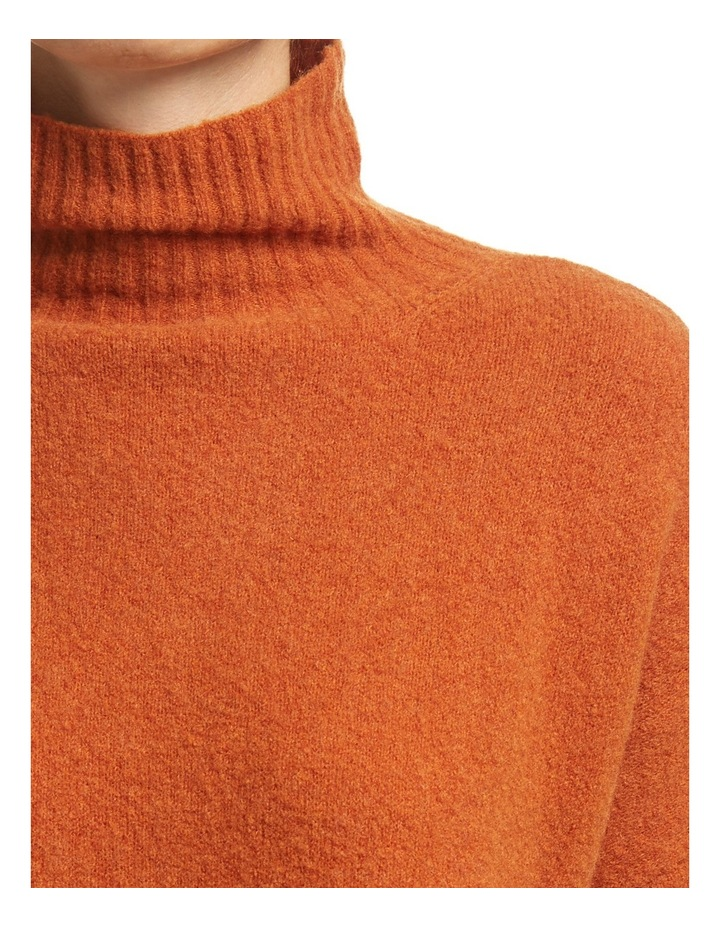 Rosie Funnel Neck Knit image 4