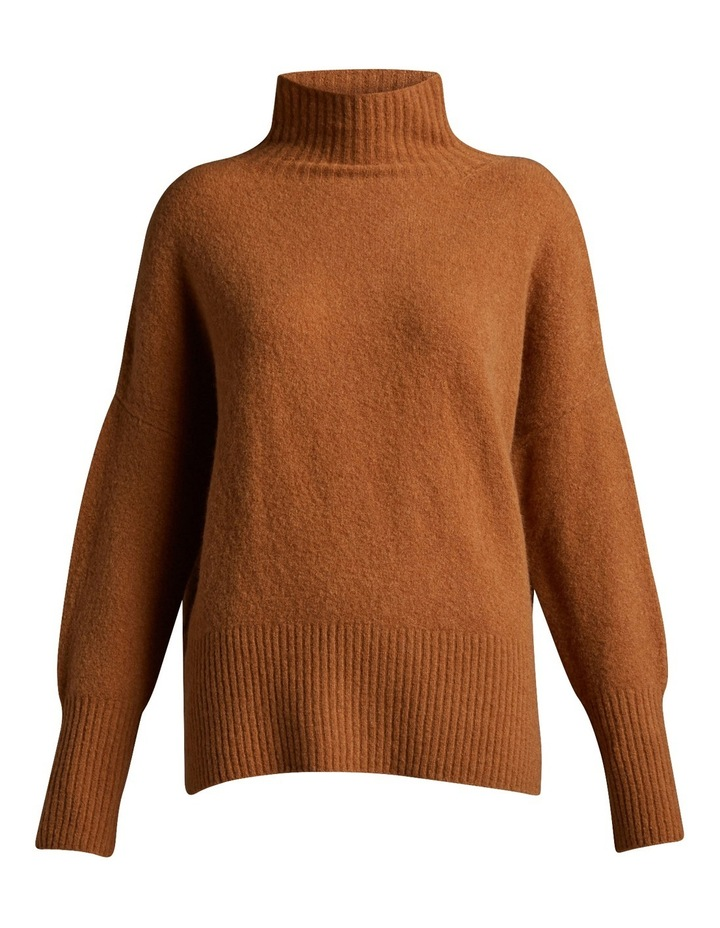 Rosie Funnel Neck Knit image 5