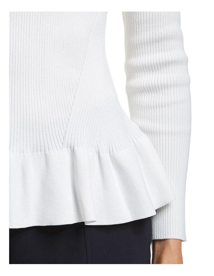 Gracey Peplum Knit image 4