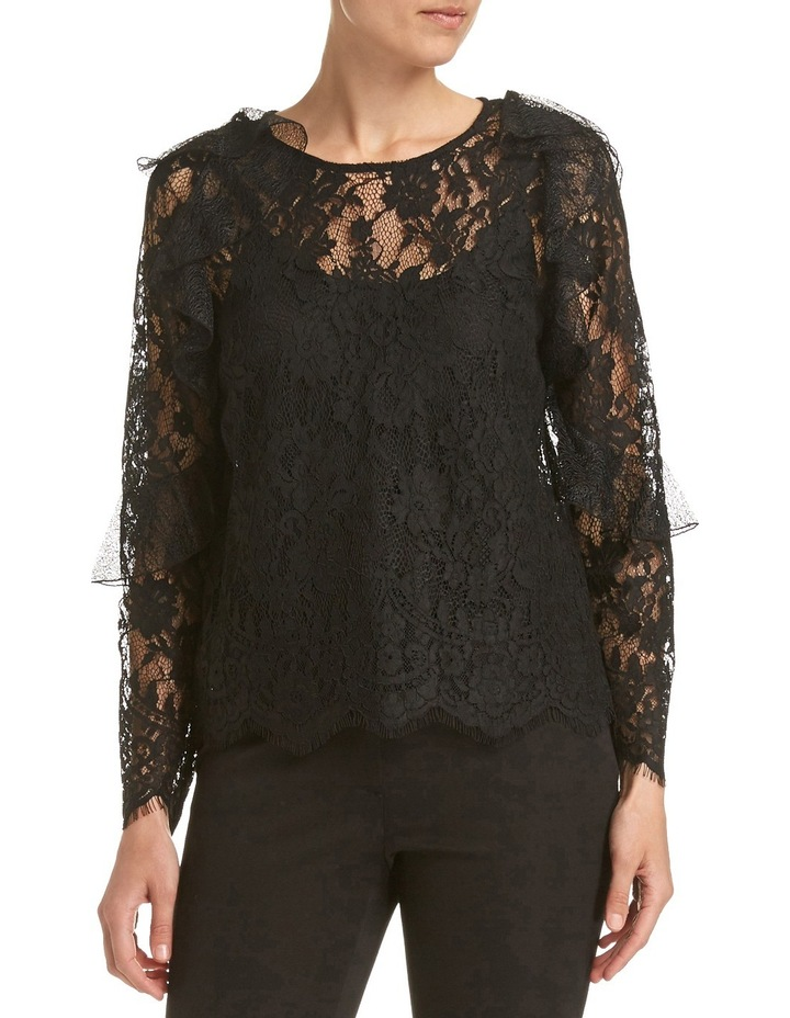 Frida Lace Top image 1