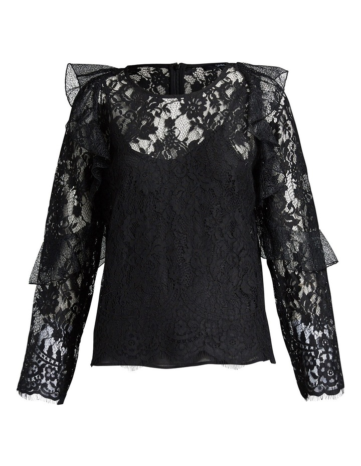 Frida Lace Top image 5