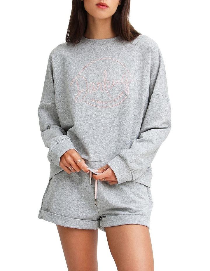 Darling Oversized Sweatshirt image 1