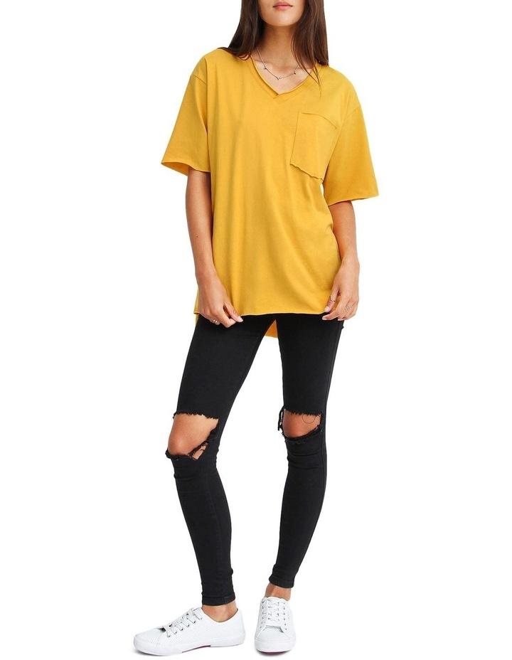 Brave Soul Oversized T-Shirt image 4