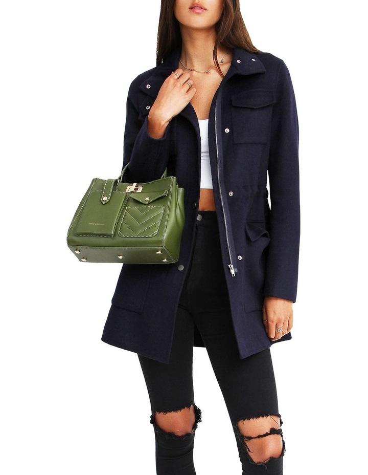 Heartbreaker Wool Blend Utility Coat image 6