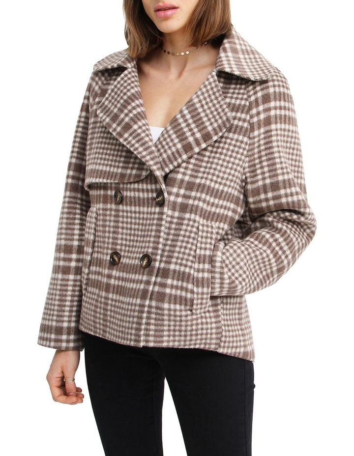 I'm Yours Wool Blend Peacoat image 5