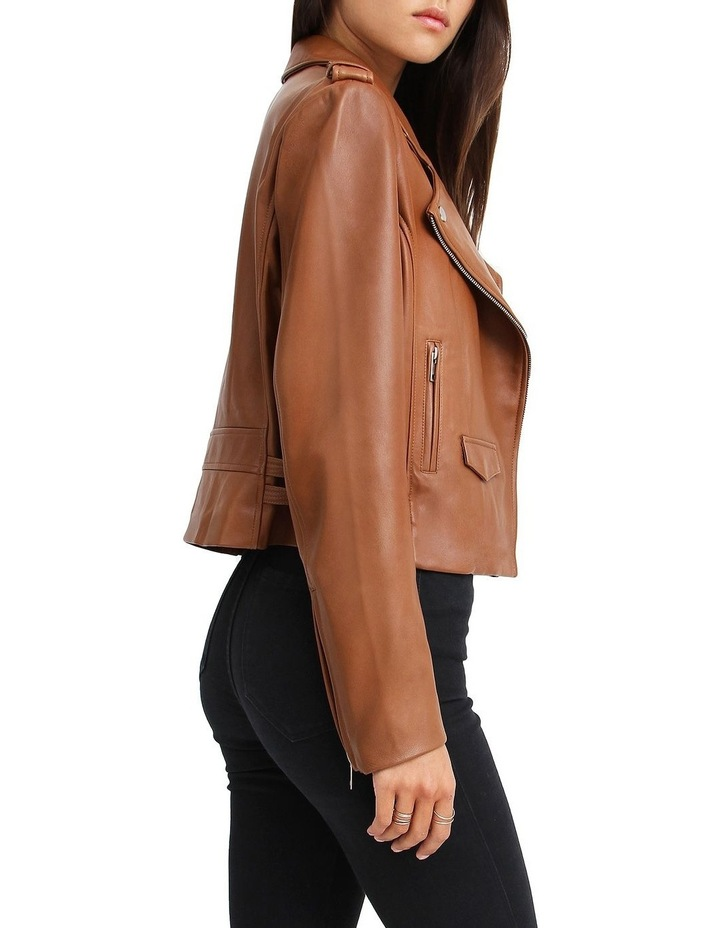 Just Friends Leather Jacket image 2