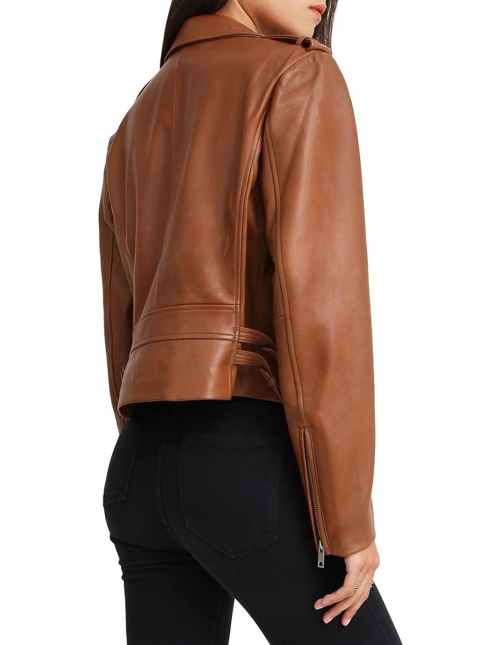 Just Friends Leather Jacket image 3