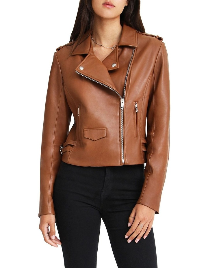 Just Friends Leather Jacket image 5