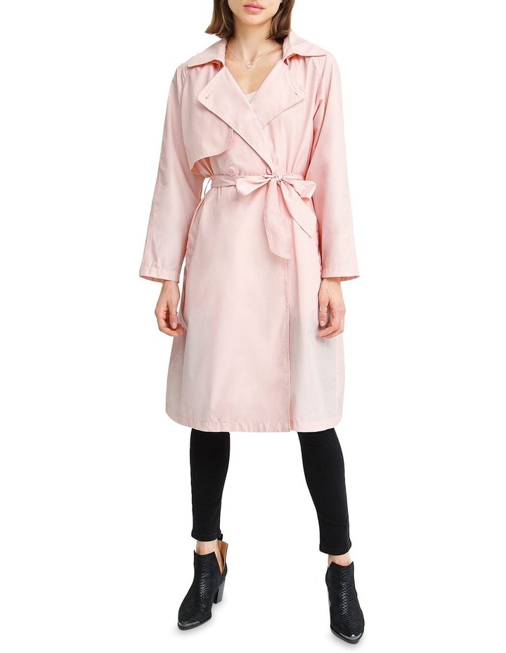 Rain On Me Packable Trench Coat image 1