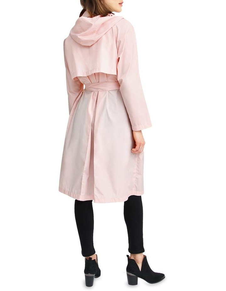 Rain On Me Packable Trench Coat image 3