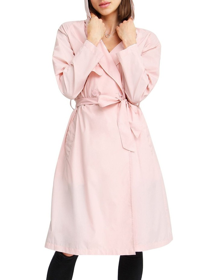 Rain On Me Packable Trench Coat image 4
