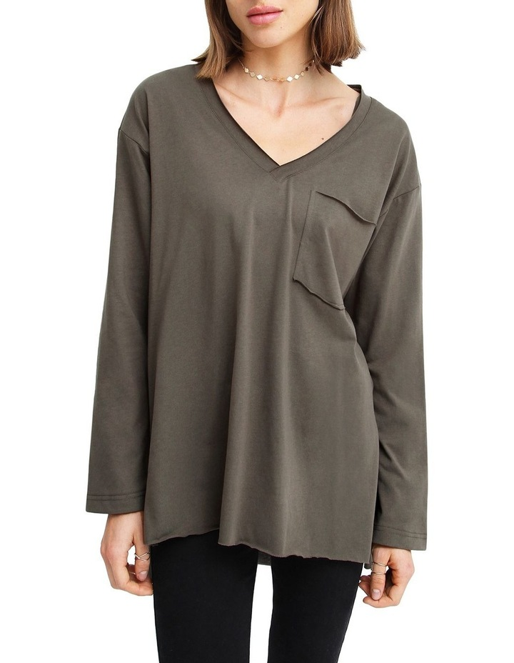 Brave Soul Long Sleeve T-Shirt image 4