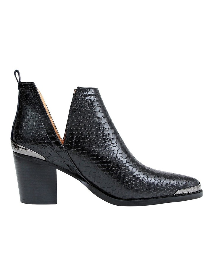Austin Croc Embossed Ankle Boot image 2