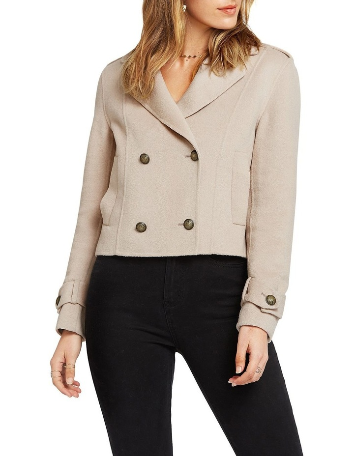 Better Off Military Peacoat image 4