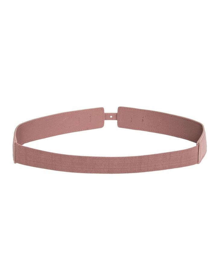 London Fog Leather Waist Belt image 3