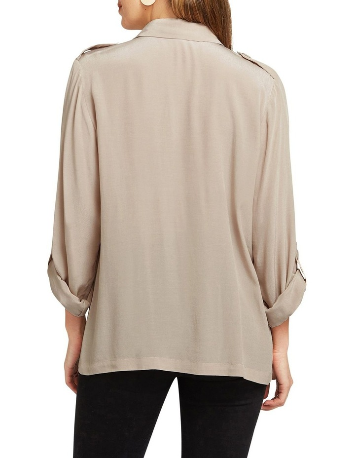 Eclipse Rolled Sleeve Blouse image 3