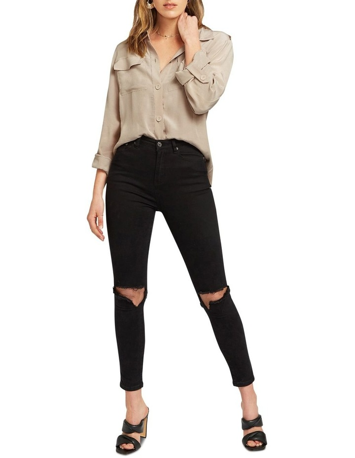Eclipse Rolled Sleeve Blouse image 4