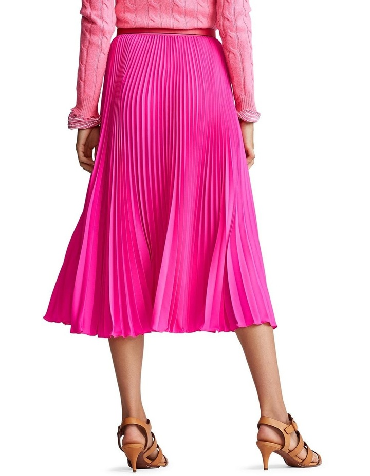 Pleated Midi Skirt image 2