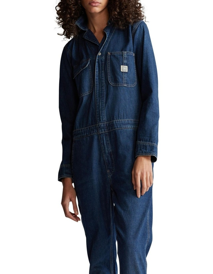 Denim Coverall image 1