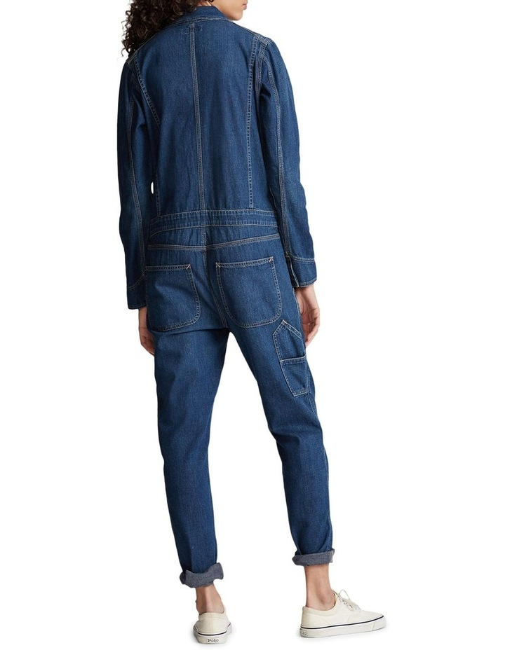 Denim Coverall image 3