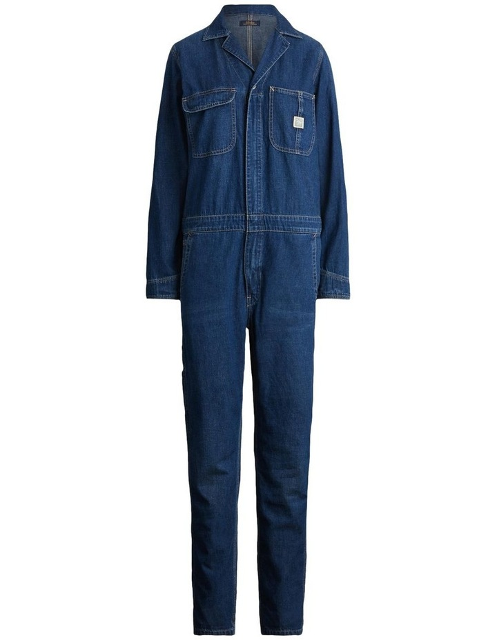 Denim Coverall image 4