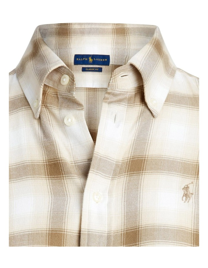 Flannel Button-Down Shirt image 5
