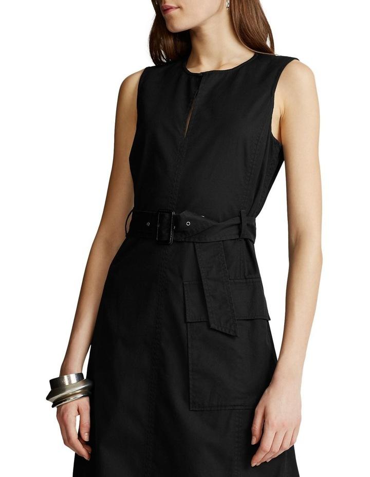 Belted Chino Dress image 1
