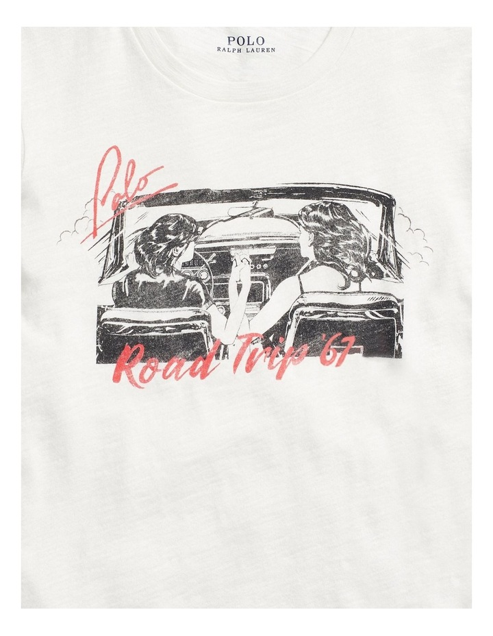 Jersey Graphic Tee image 4