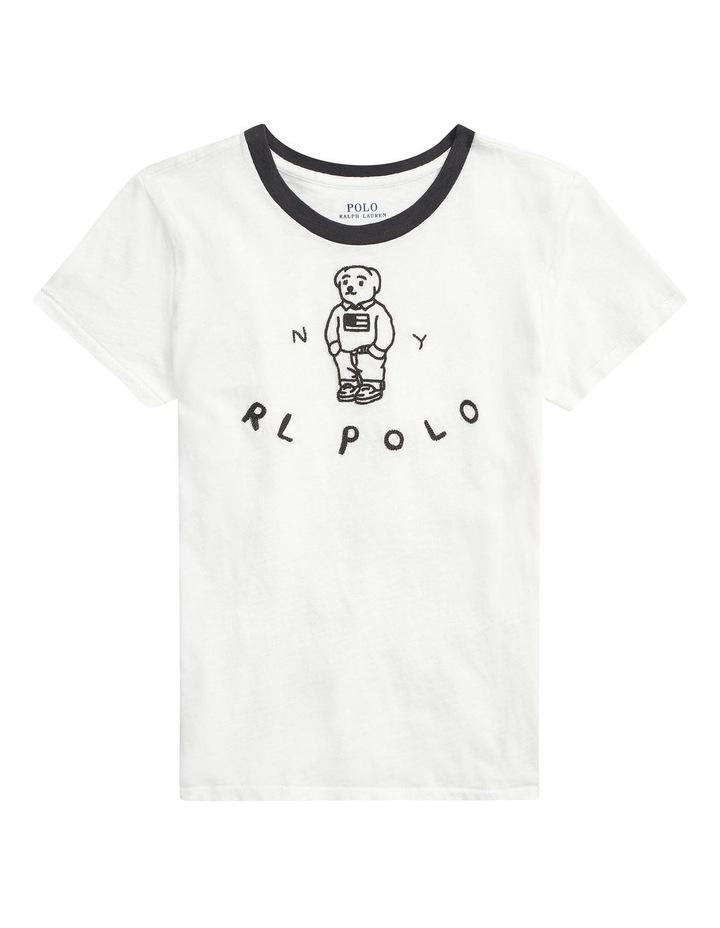 Polo Bear Jersey Tee image 4