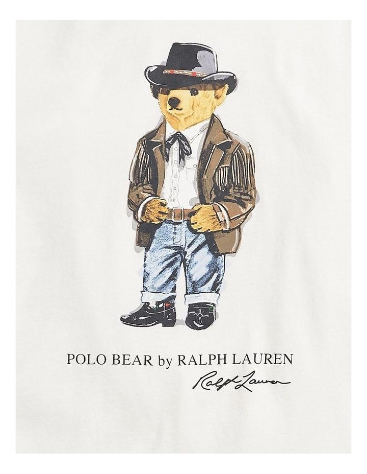 Polo Bear Crewneck Tee image 3