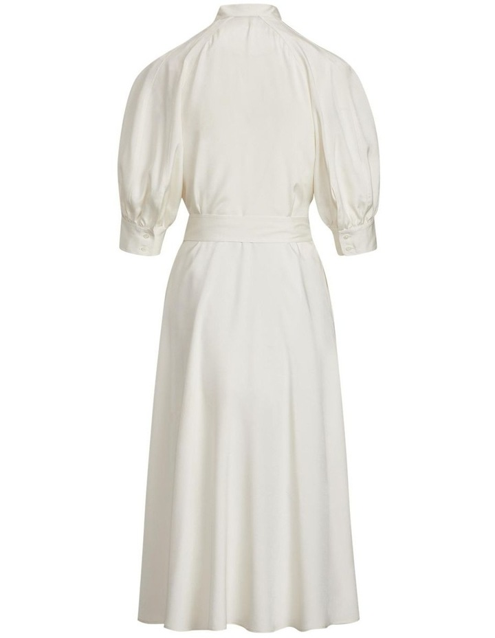 Silk A-Line Dress image 4